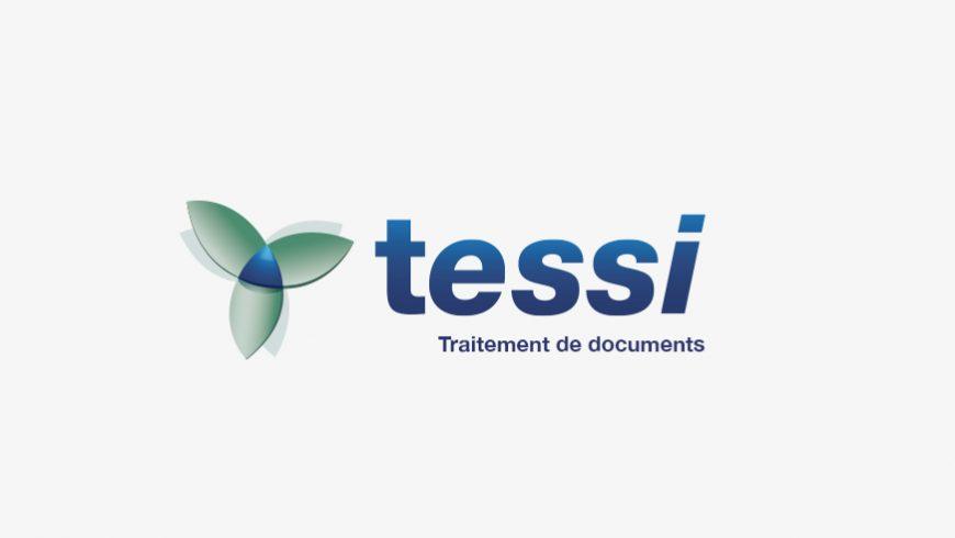 logotype Tessi traitement de documents