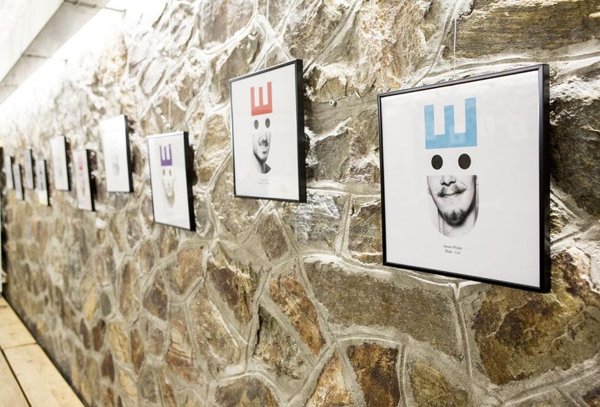 cadres portraits designers - Design L'Expo 2016