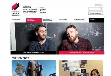 webdesign - L'École de design